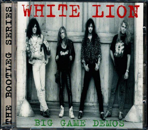 MIKE TRAMP - The Bootleg Series [Private 7-CD Box] Disc 5 WHITE LION Big Game Demos - full