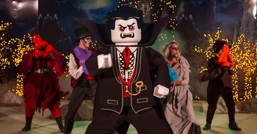 Legoland's Brick or Treat Halloween Party Nights-More Park After Dark!