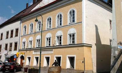 Будинок, де народився Адольф Гітлер