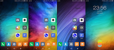 Huawei Themes : MIUI MIX 8 Theme For EMUI 4/5/8
