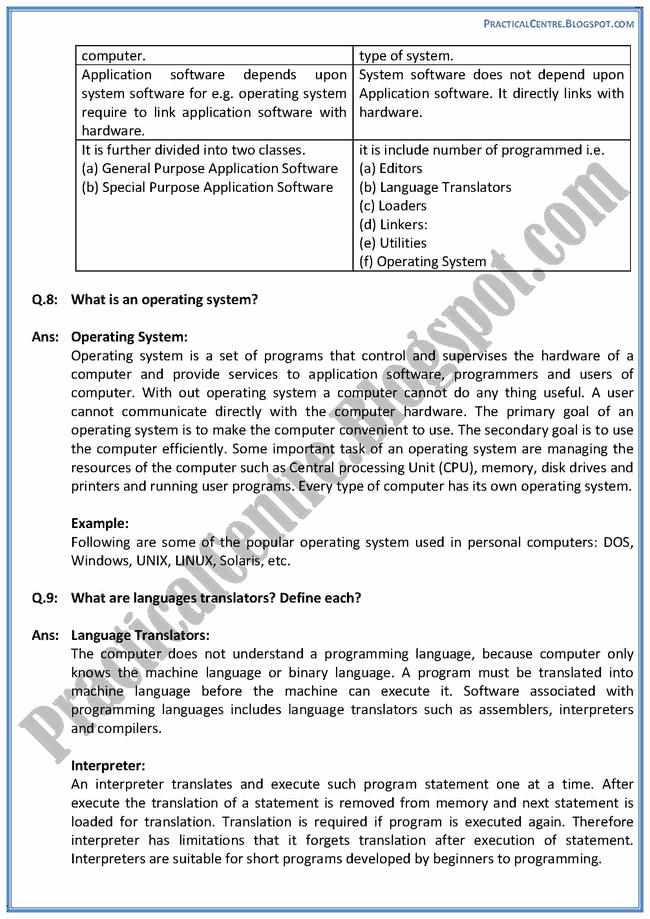 Questions On Qbasic Programs For Class 6 - arablinoa