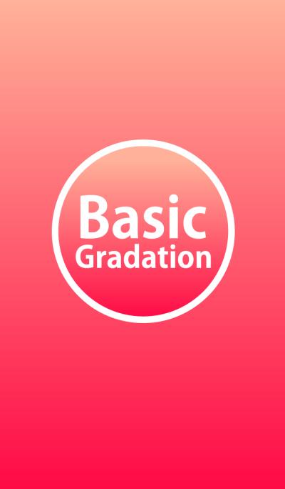 Basic Gradation Red