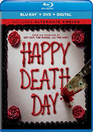 Happy Death Day 2017 BluRay 900MB English 720p ESub Watch Online Full Movie Download bolly4u