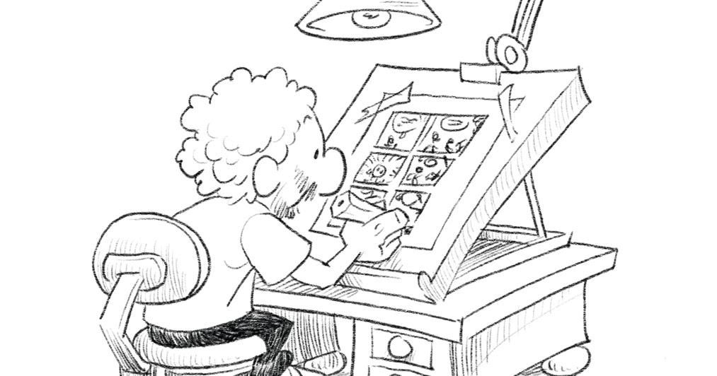 Tegneseriekurs: Kontaktinfo