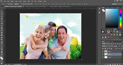 Cara membuat Efek Gaussian Blur Keren dengan Photoshop
