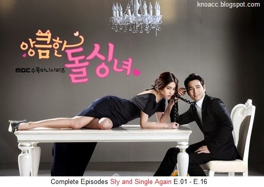 Drama Korea Sly and Single Again Episode 01 - 16