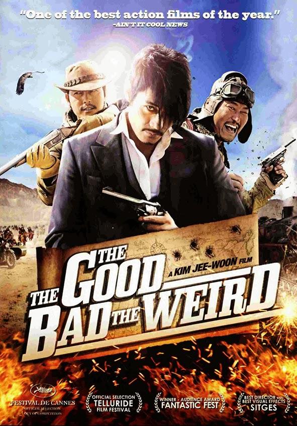 Joheunnom nabbeunnom isanghannom - The Good, The Bad And The Weird - Dobry, zły i zakręcony - 2008