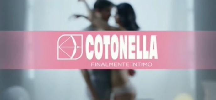 Pubblicità Cotonella pubblicità Intimo con Foto - Testimonial Spot Pubblicitario Cotonella 2017