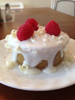 Raspberry And Almond Mini Cakes Adventures Of Cecelia