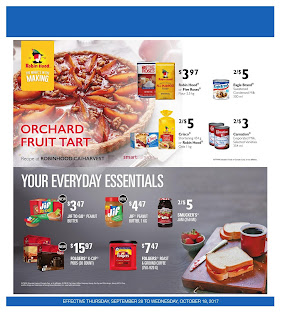 Wholesale Club Flyer September 28 – October 18, 2017