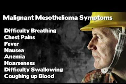 What is the Symptoms Of Mesothelioma Cancer?