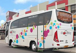 Sewa Bus Pariwisata Bandung
