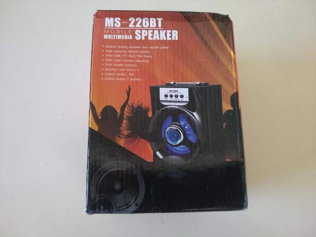 MS - 228BT