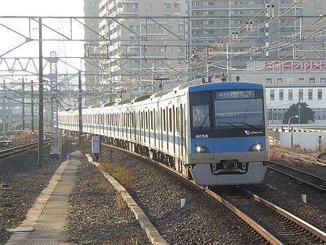 【1日1本だけ!】小田急4000形の各駅停車 取手行き