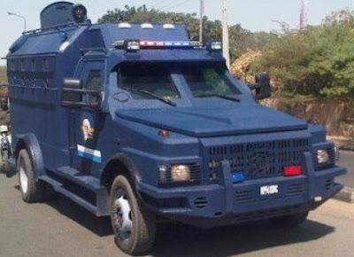 robbers attack bullion van plateau state