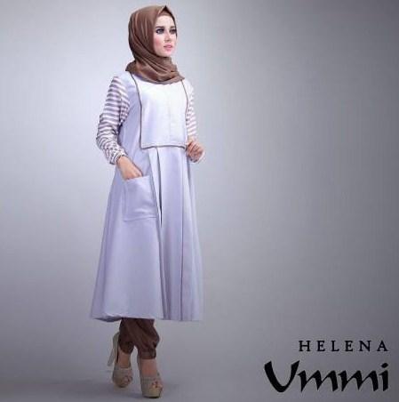 Trend Fashion Anak Muda 2016 Aneka Koleksi Baju Muslim Gamis Dari Size Untuk Remaja Sampai Dewasa