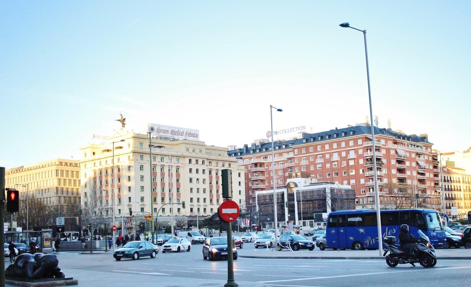 escultura de botero Madrid