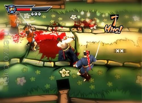 Samurai Vengeance II (1)