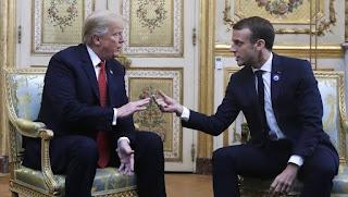 Trump'tan Avrupay'a Savaş Gibi Sözler