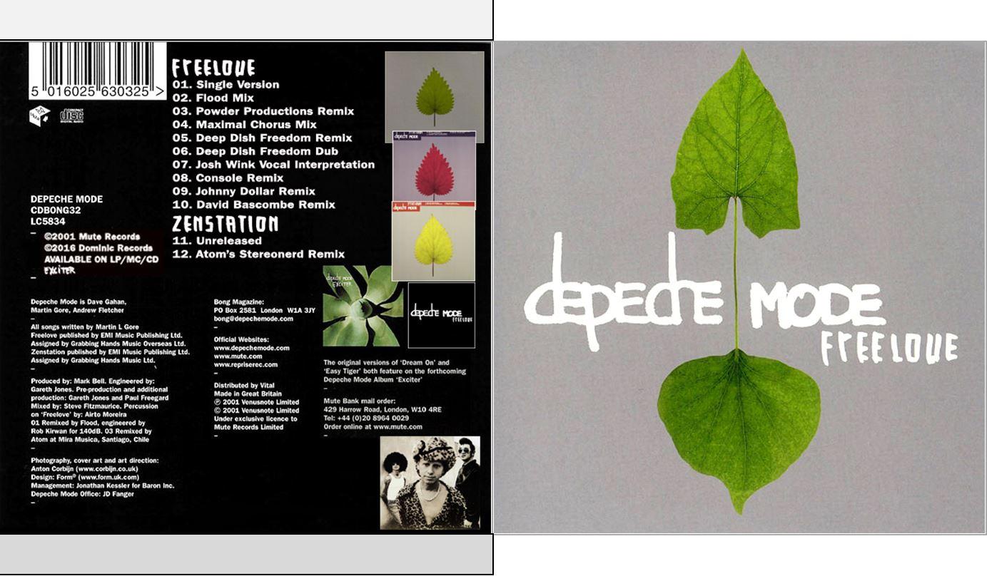 depeche mode freedom