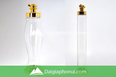 BÌNH NGÂM RƯỢU HÀN QUỐC - JINSUNG GLASS - DAI GIA PHO NUI - DAIGIAPHONUI.COM