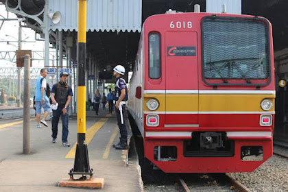 Cara Menuju Ancol-Tanjung Priok Dari Serpong Dengan Commuter Line