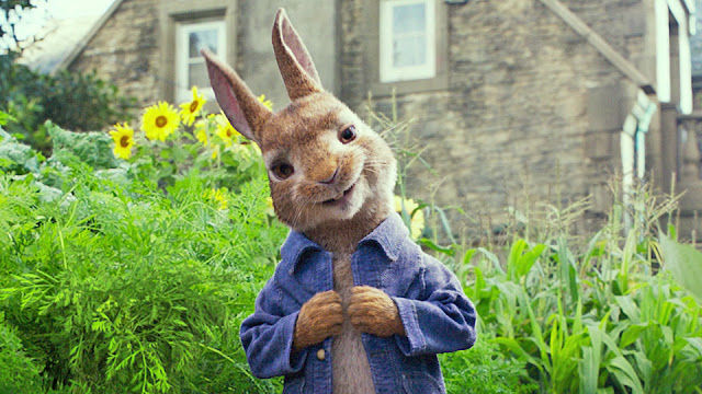 film de pierre lapin