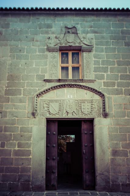 Los 7 palacios imperdibles de Ávila