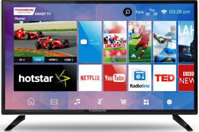 Thomson B9 Pro 40-inch is a good full HD TV in this budget. Based on an earlier version of the Android operating system