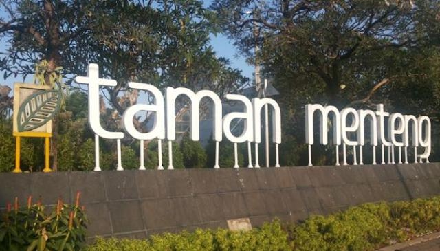 Taman Menteng || Taman di Jakarta