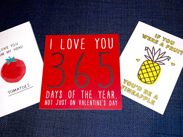 Love is for 365 Days a Year, but there is only one Valentine's Day