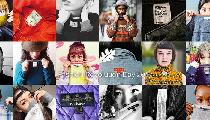 Fashion Revolution Day 2017