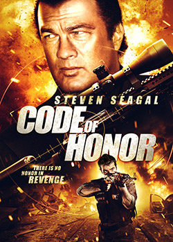 #BeenToTheMovies: Code of Honor - Official Trailer (2016 ...