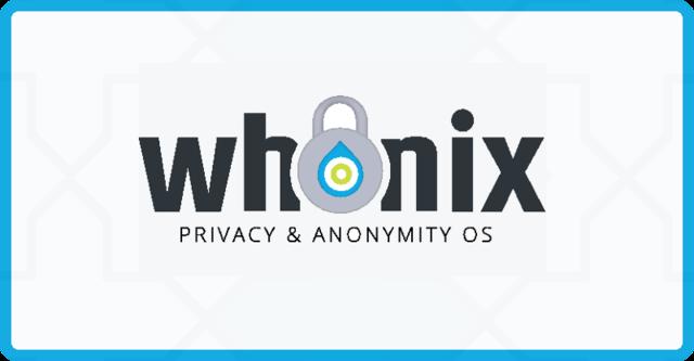 تعرف على نظام التخفي Whonix OS