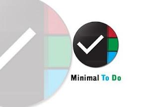 تحميل, تطبيق, Minimal ,To ,Do,  للتذكير, بالمهام, على, المحمول