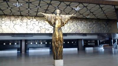 Interior del Palacio de la Cultura