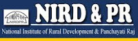 NIRD & PR Recruitment 2016 - Moderator, Computer Assistant (62 Job Vacancies)