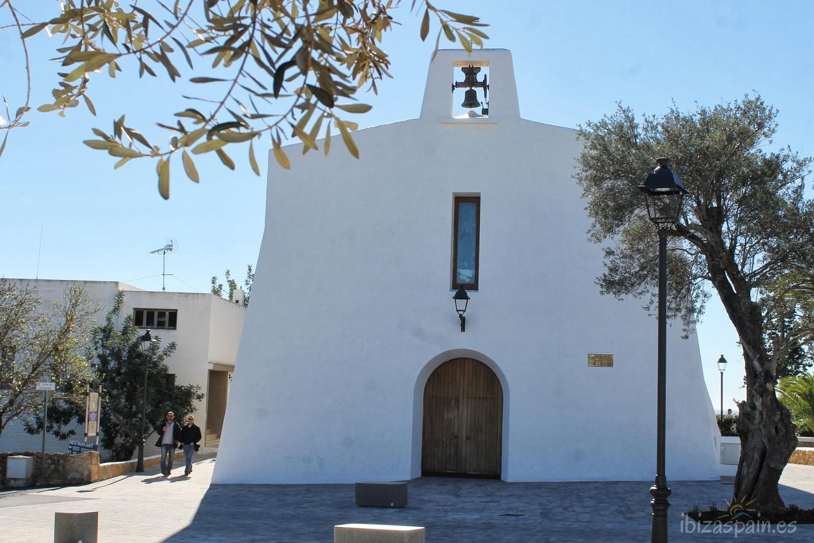 Iglesia Es Cubells Ibiza