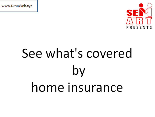 See what's covered by homeowners insurance?