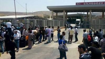 ماهي شروط زيارة سوريا على راس السنة للمقيمين في تركيا