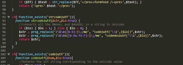 Mengatasi masalah mpdf error – preg_replace(): modifier is deprecated, use preg_replace_callback instead
