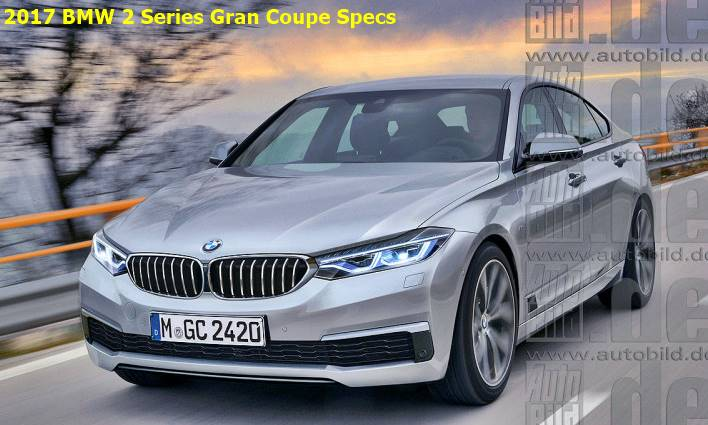 2017 bmw 2 series gran coupe specs auto bmw review - Bmw 2 series coupe dimensions ...