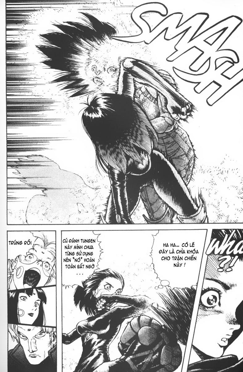 Battle Angel Alita chapter 44 trang 16