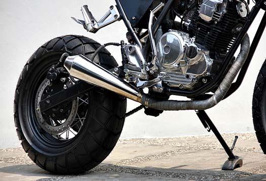 Modifikasi Yamaha Scorpio 225 : The Luminous | Harga Motor
