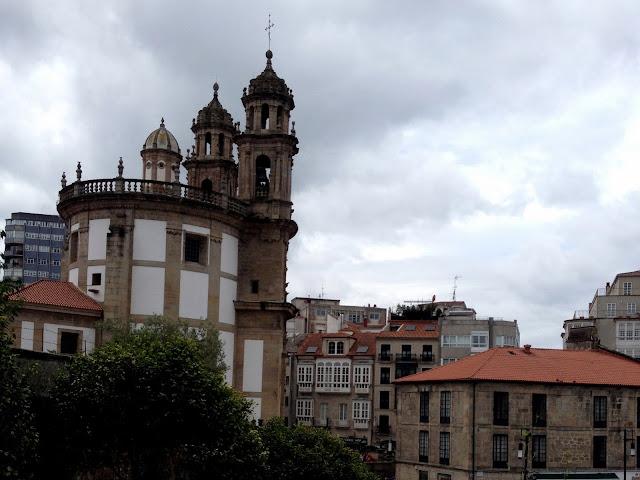 Pontevedra, visitas por el centro histórico