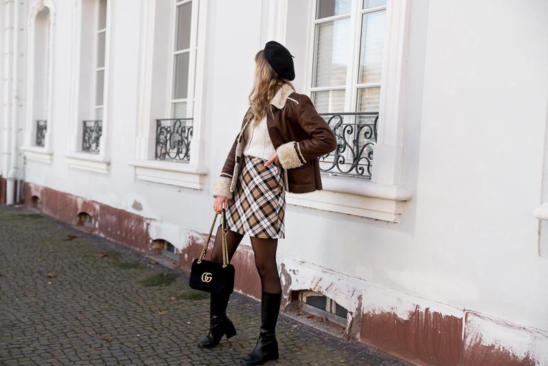 parisian style outfit idea
