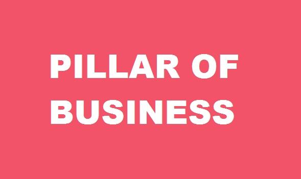 Pillar Of Business
