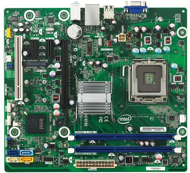 Intel motherboard d11020m
