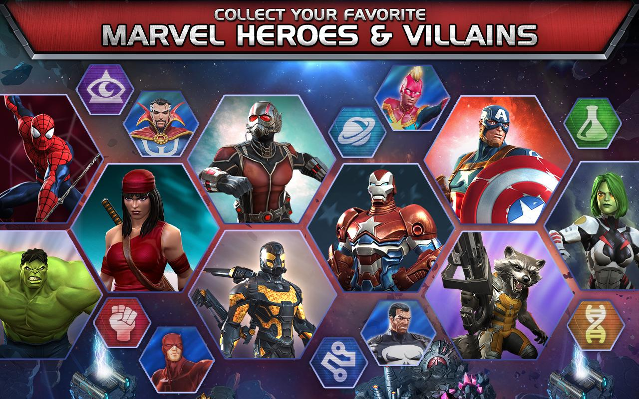 Marvel Contest of Champions V4 0 0,WORK 100%,JULY 29