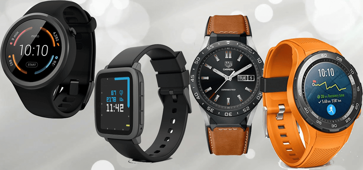 A List of All Operating Systems Running on Smartwatches